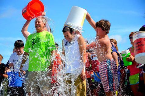 Mr. Hodson & Mr. Olian Ice Buckets