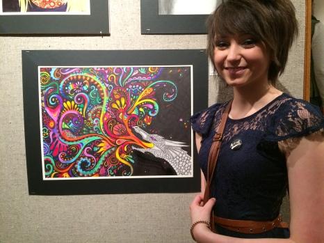 Kayleigh Gonzalez (12th)